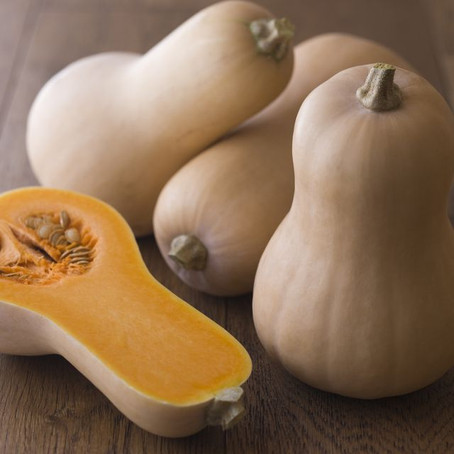 Recipe of the Month: Butternut Squash Two Ways