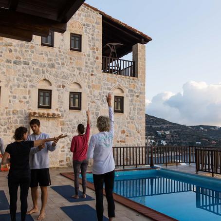 A Day in the Life at Nefeli Nine Retreats