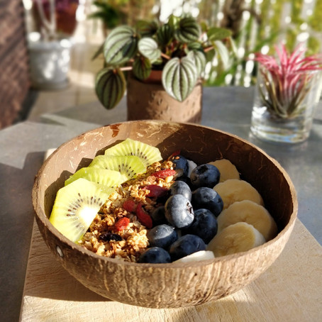 Recipe of the month: Healthy Granola