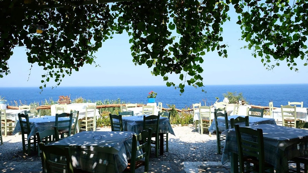 Thea's Inn Ikaria