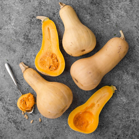 Recipe of the month: Stuffed Butternut Squash, Two Ways