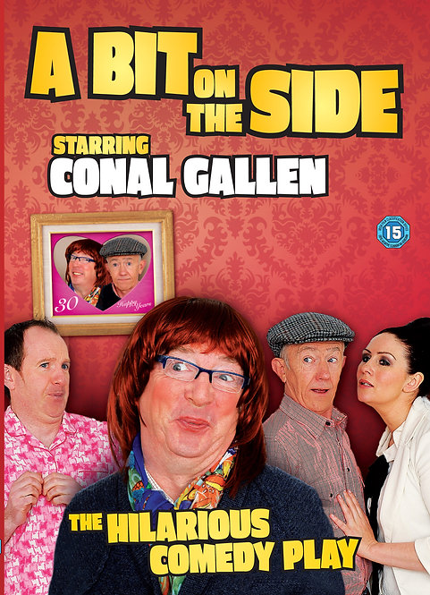 A Bit On The Side DVD