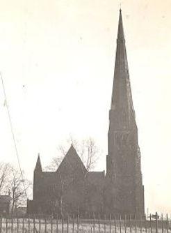 St, Mark's Church, wrexham
