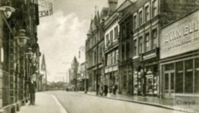 Regent Street Wrexha