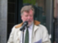 Chris Spurr, Chairman of the Ulster History Circle