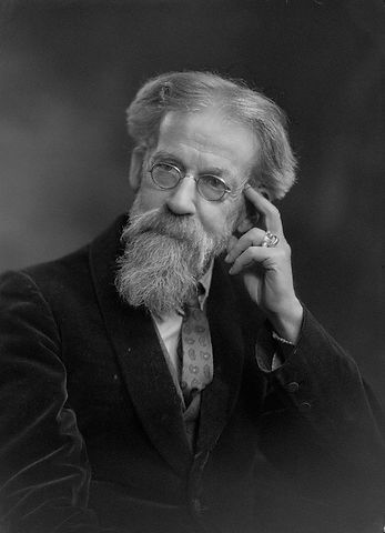 Sir Patrick Geddes