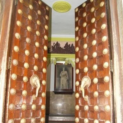 The Main Door of The Sister Nivedita School