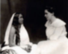 Sri Sarada Devi and Sister Nivedita