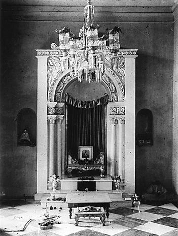 The Old Shrine at Belur Math