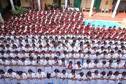 Inside the Sister Nivedita School, kolkata