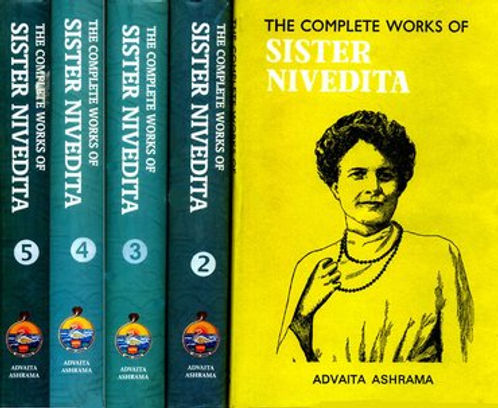 Complete works of Sister Nivedita