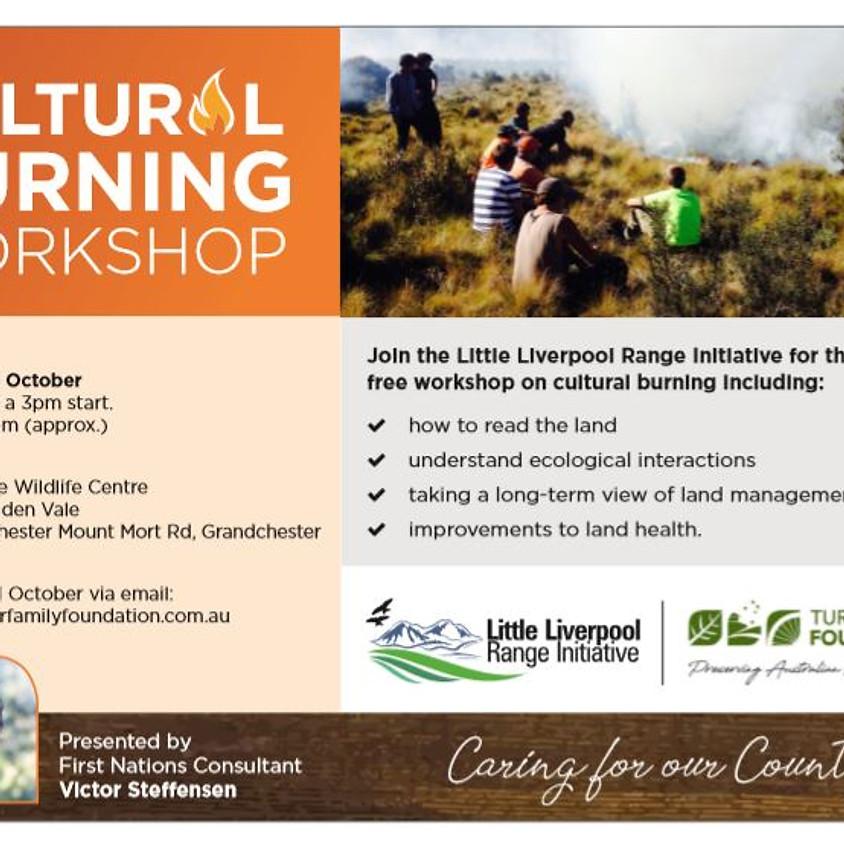 Cultural Burning Workshop