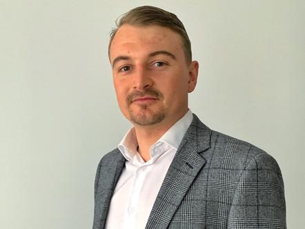 Nathan Jenkins on Rain Bird Europen uusi Skandinavian ja Suomen golf-myyntiasiantuntija