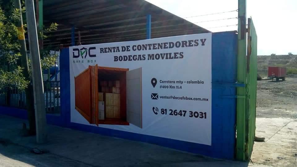 Lona Front Monterrey