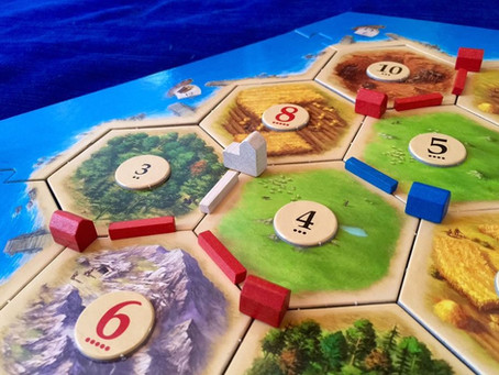 """How to Win at """"Settlers of Catan"""""""