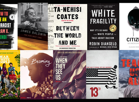 Watch, Read, and Learn: Anti-Racism Resources