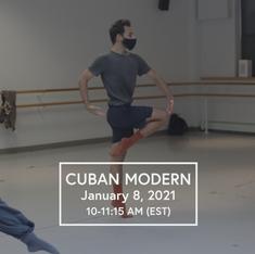 Cuban Modern with Isvel