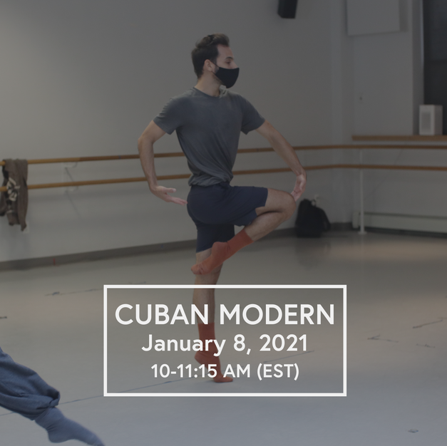 Cuban Modern with Isvel