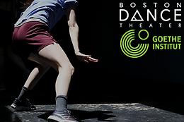 New Dances for Goethe Institut Boston