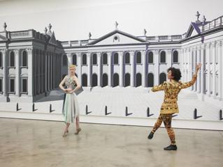 Pablo Bronstein @Tate Britain