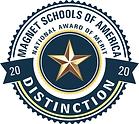 Magnet Schools of America Distinction Seal.png