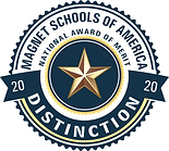 Magnet Schools of America Distinction Seal.png