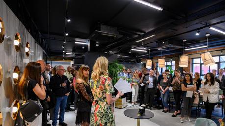 Iris Ceramica London Launch