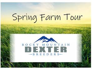 Rocky Mountain Breeders Spring Farm Tour June 4-5
