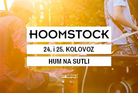 Ovog ljeta se pridružujemo Hoomstock festivalu!