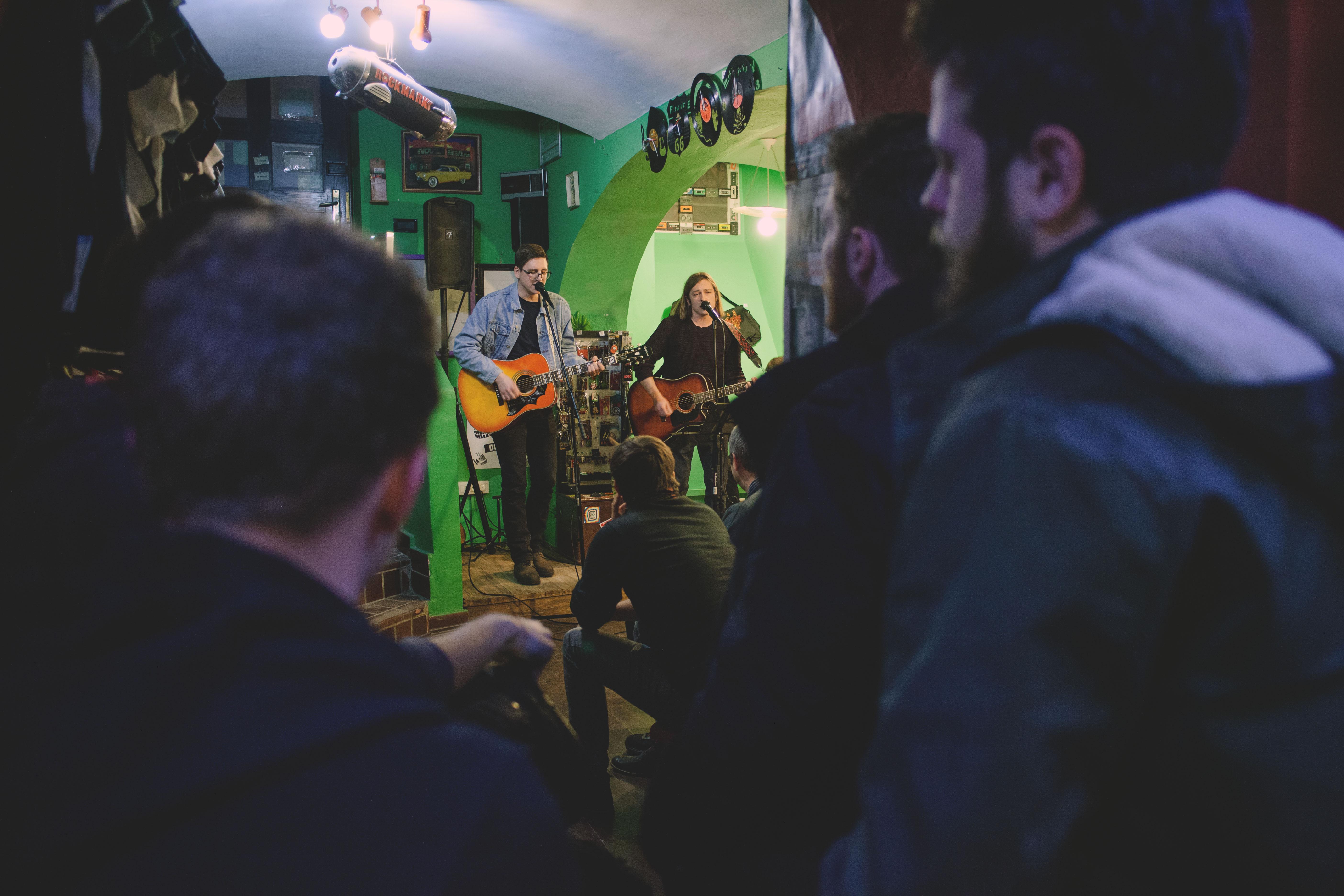 Široke Ulice (Akustika, Rockmark)