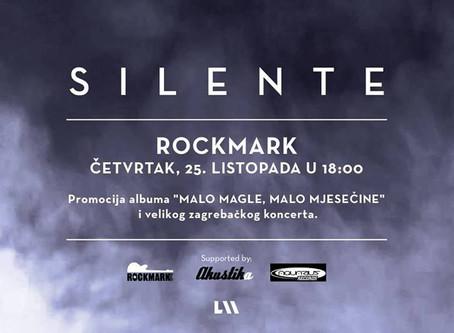 Preporuka: Silente u Rockmarku