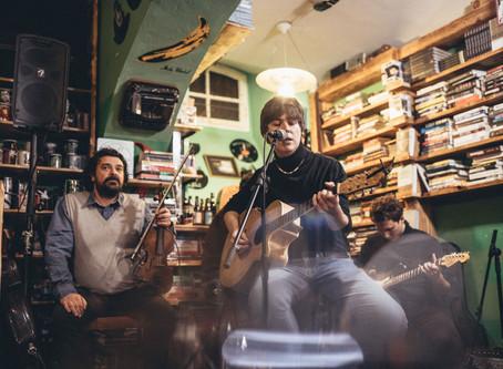 Dojmovi i fotografije s akusticiranja uz Ichabod