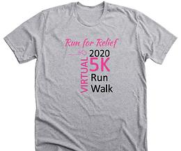 5K gray t-shirt (front).png