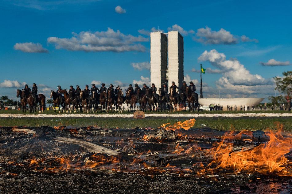 Manifestação Fora Temer - Brasília DF - Maio/2017