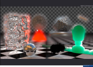 Compositing Motion Blur & DOF with Redshift C4D AOVs in Fusion Studio