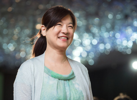 「天儀管理顧問」張麗珍―為生命扎根的幸福天書