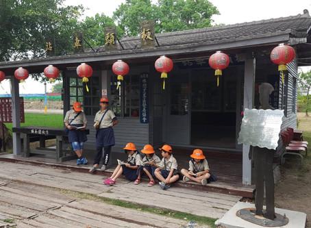 「頂菜園農村博物館」 陳明惠──相信有一天,火車ㄟ轉來!
