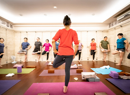 「苡喬精緻瑜珈」趙苡喬──面向三摩地 讓瑜珈成為一種祝福