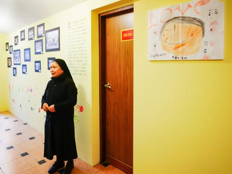 【公益採訪】「天主教德蘭兒童中心」趙菊妹──願愛 都化為天使羽翼