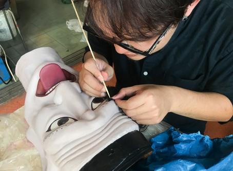 「晉陽文化工坊」唐偉立――以科學專業 修一段神與人的緣分
