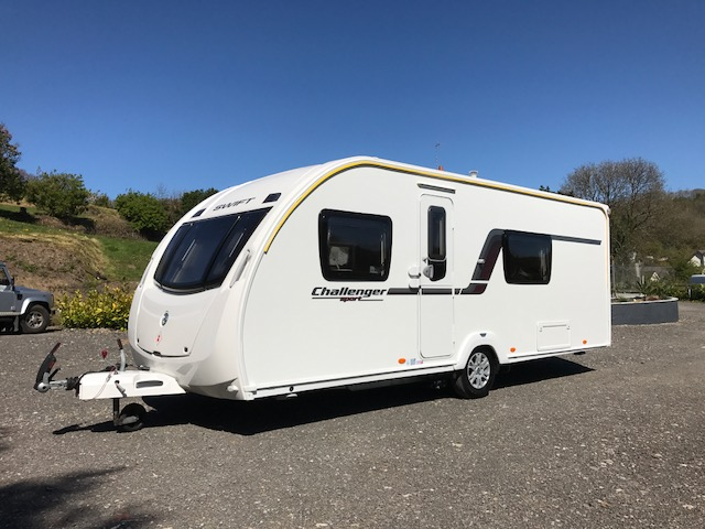 4 Berth Swift Challenger 554 Sport