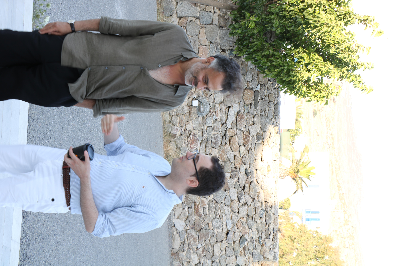 Samir Odeh-Tamimi, Alexandros Spyrou