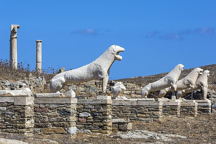 Delos Archaelogical Site