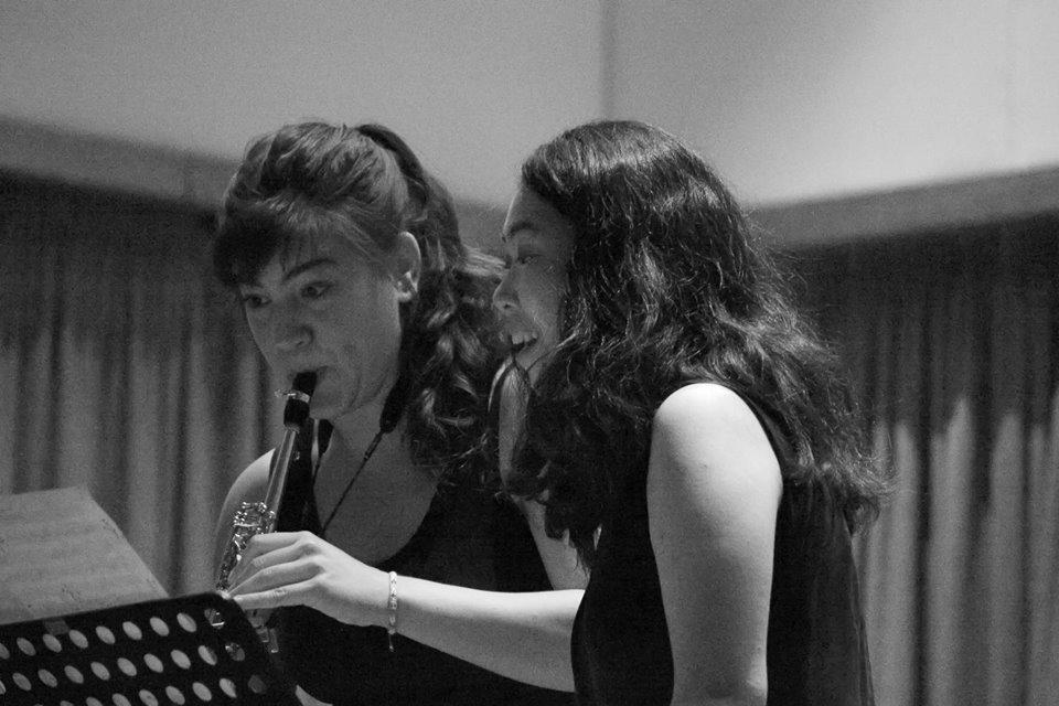 Kanae Mizobuchi & Bera Romairone