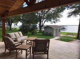 Cedar Covered Porch