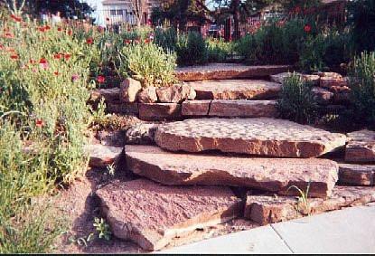 Slab Rock Steps