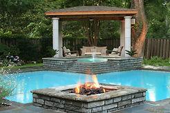 cedar_pavilion_cast_stone-columns_swimming_pool_firepit_patio_furniture.jpg