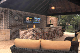 Pavilion & Kitchen