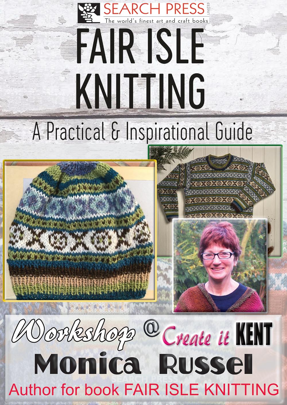 Fair Isle Knitting at Create it Kent