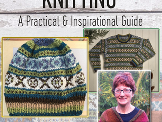Fair Isle Knitting at Create it Kent